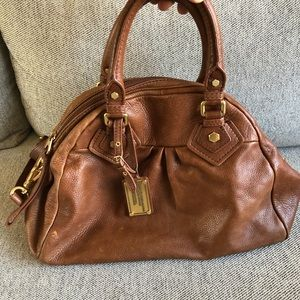 Marc by Marc Jacobs Classic Q Baby Aidan in Brown